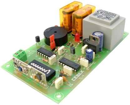 Cebek 2-Channel RF Receiver Module | TL-4